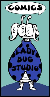 ladybugstudio comics - per bambini